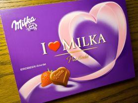I love Milka, Erdbeer-Rahm | Hochgeladen von: Robert2011