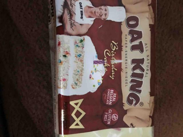 Oat King Birthday Cake Von Ayhanim1217
