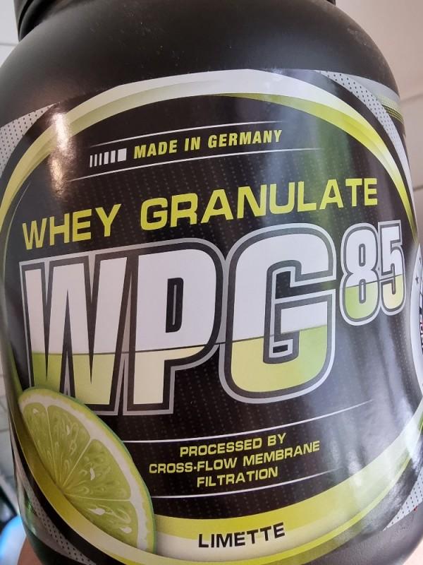 Wpg-85 Limette, Protein von Zrick92   Hochgeladen von: Zrick92