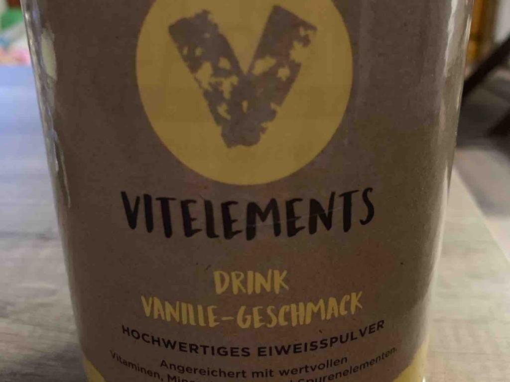 Vitelements Drink Vanille, 22,5g Pulver mit Milch 1,5% 350ml von Smartconektion | Hochgeladen von: Smartconektion