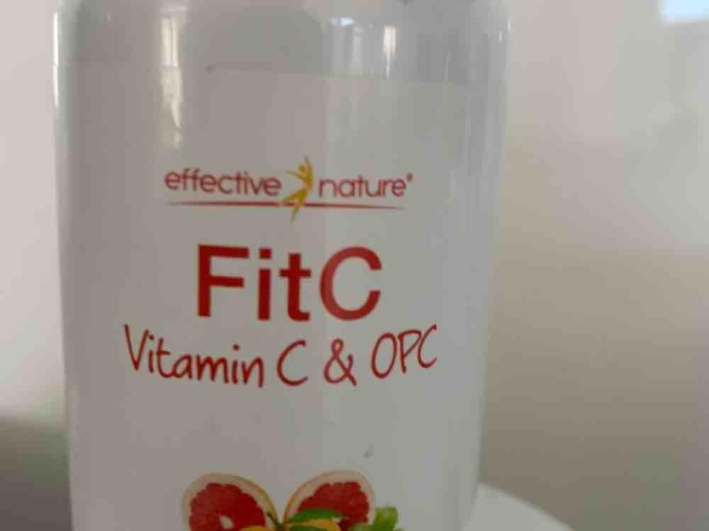 FitC, Vitamin C & OPC von JayBe | Hochgeladen von: JayBe