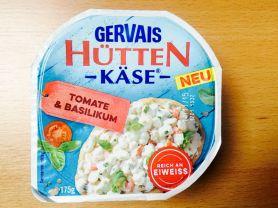 Hüttenkäse, Tomate & Basilikum   Hochgeladen von: sternentheater