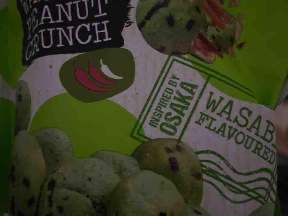 wasabi peanut crunch von gesmo80 | Hochgeladen von: gesmo80