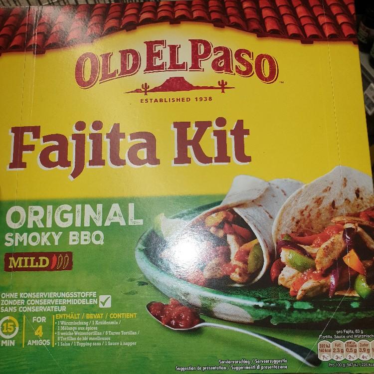 Fajita Kit, Original Smoky BBQ von Weisheitszahn74   Hochgeladen von: Weisheitszahn74