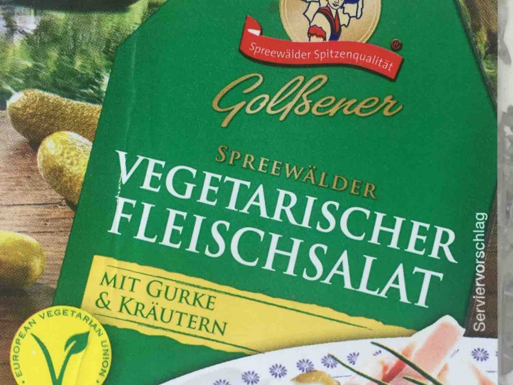 vegetarischer Fleischsalat von pieeders25 | Hochgeladen von: pieeders25