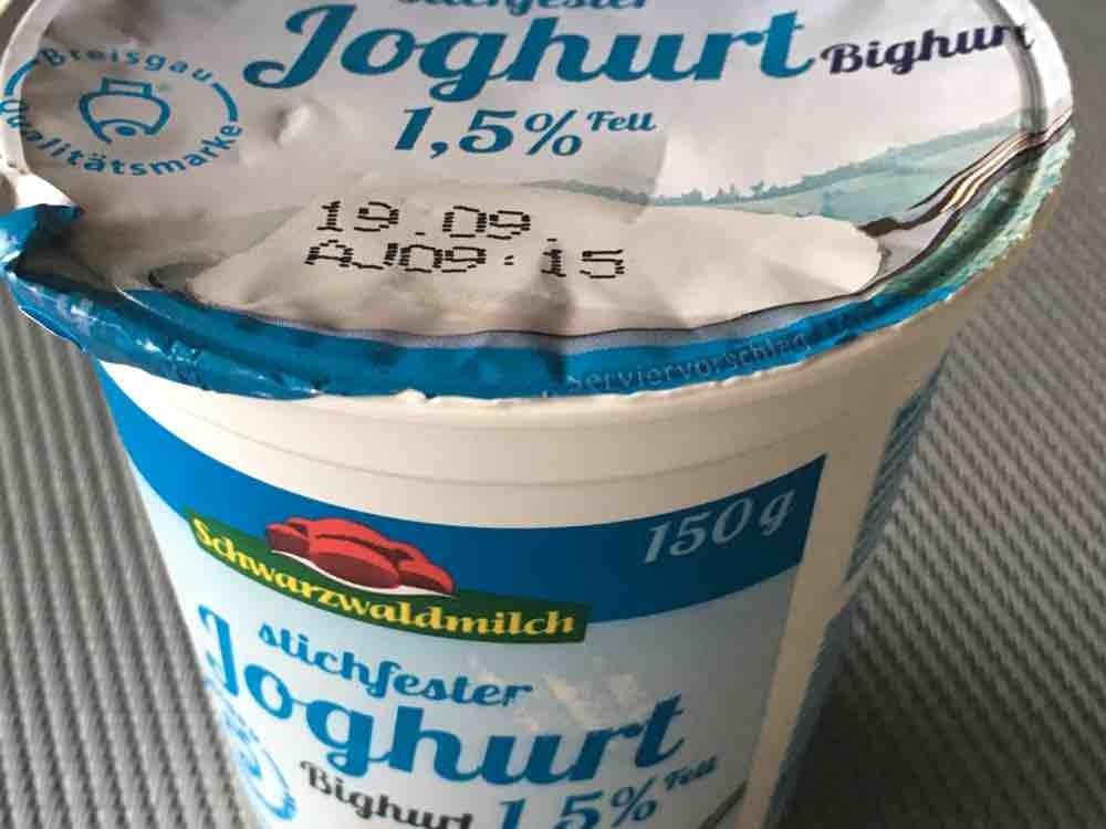 Joghurt Bighurt mild, 1,5 % von rainer.nowak | Hochgeladen von: rainer.nowak