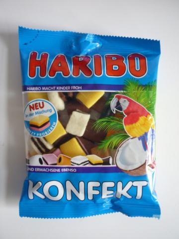 Haribo konfekt