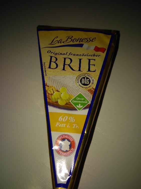La Bonesse Brie , 60 % Fett i. Tr. von Invarianz | Hochgeladen von: Invarianz
