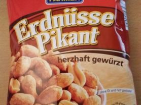 Erdnüsse, pikant gewürzt | Hochgeladen von: Paulipower