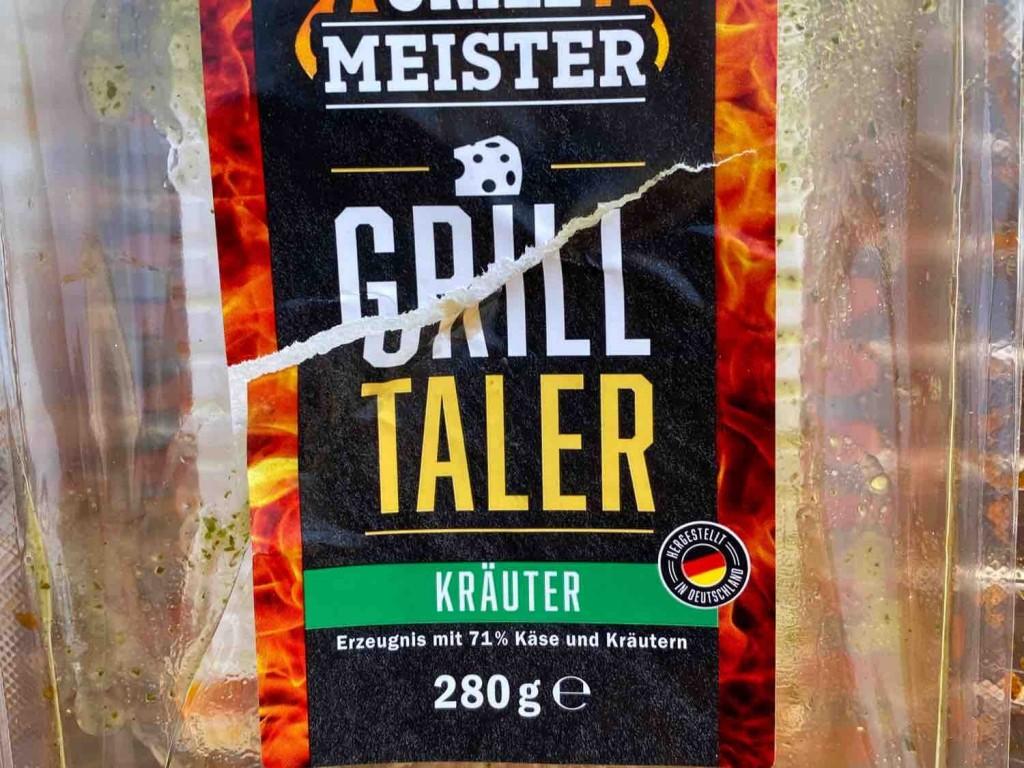 Grilltaler mit Kräutern von mike67   Hochgeladen von: mike67