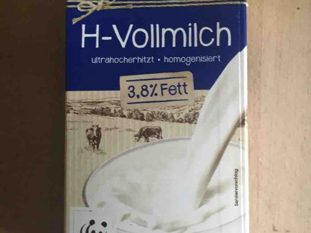 Edeka Bio H-Vollmilch, 3,8 % Fett von XRAI | Hochgeladen von: XRAI