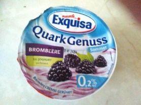 quark genuss Brombeere | Hochgeladen von: spartopf844