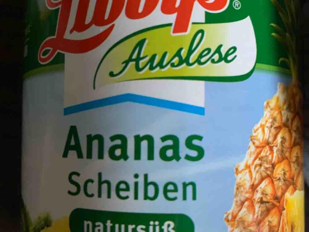 Ananas Scheibdn, nazursüß von Queensberry   Hochgeladen von: Queensberry