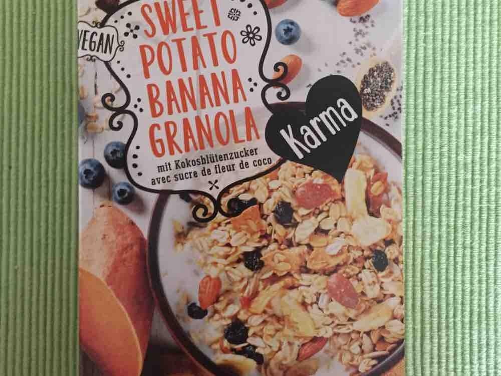 Sweet Potato Banana Granola von sabrina97albrec563 | Hochgeladen von: sabrina97albrec563