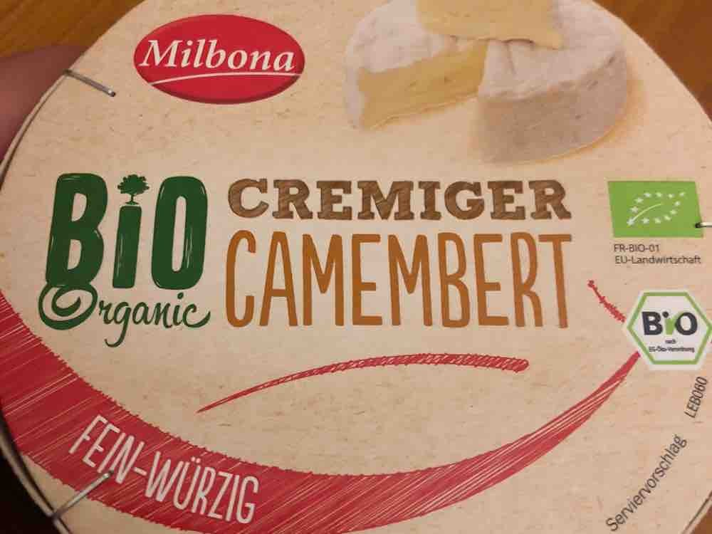 Bio cremiger Camembert , fein würzig  von Janimaxx | Hochgeladen von: Janimaxx