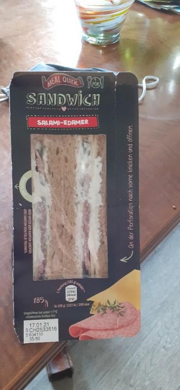 sandwitch, salami-edamer von smukes   Hochgeladen von: smukes