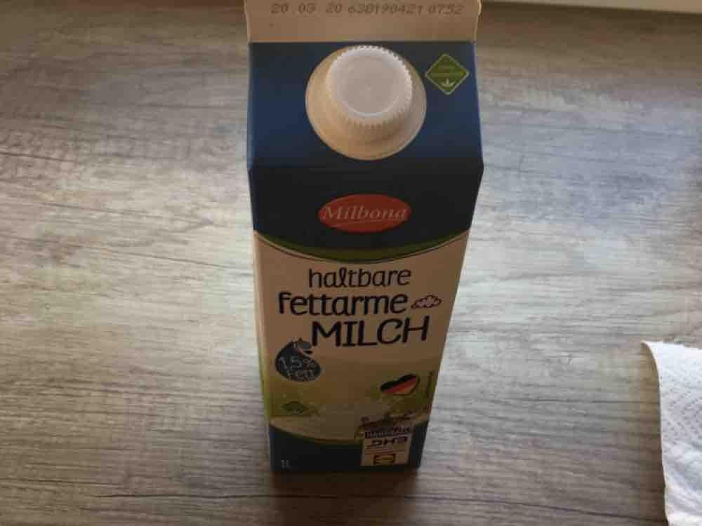 Lidl Milch Wurm