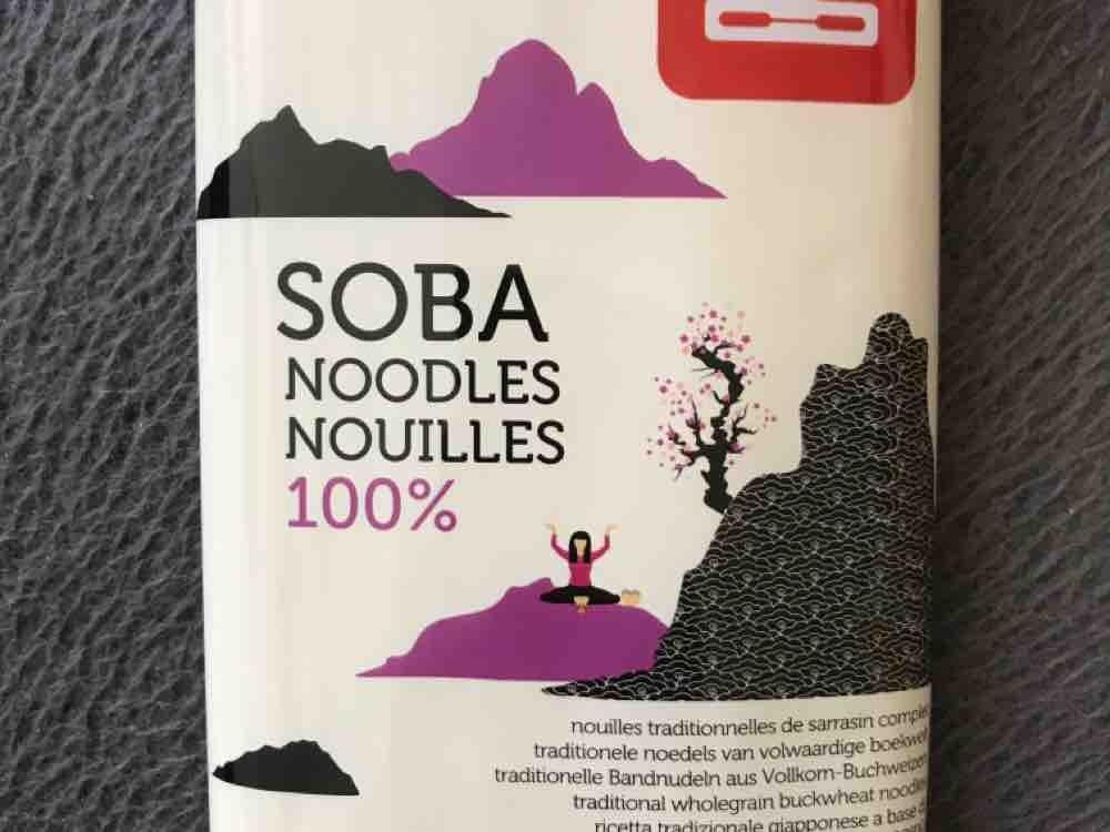 Soba Noodles, Vollkorn-Buchweizen von Daniela684 | Hochgeladen von: Daniela684