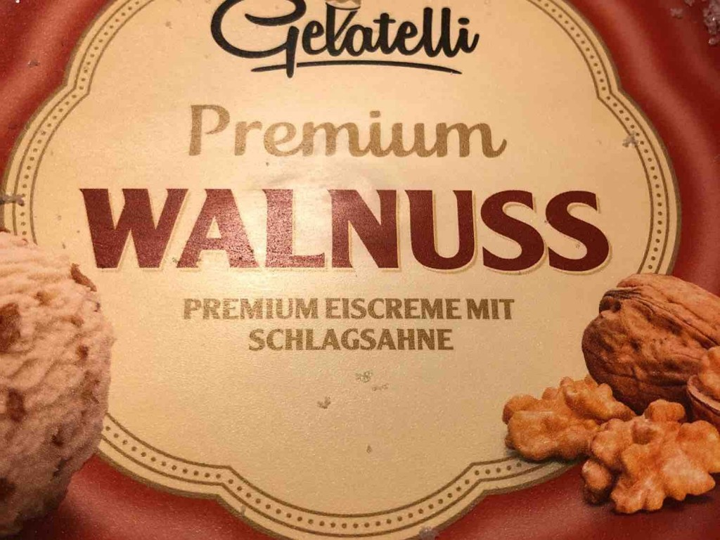 Eisstern WALNUSS Premium Eiskrem aus Milch & Sahne von Georgy   Hochgeladen von: Georgy