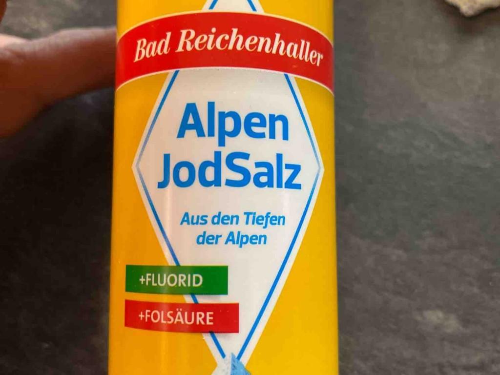Salz mit Fluorid und Folsäure von schokoqueen   Hochgeladen von: schokoqueen