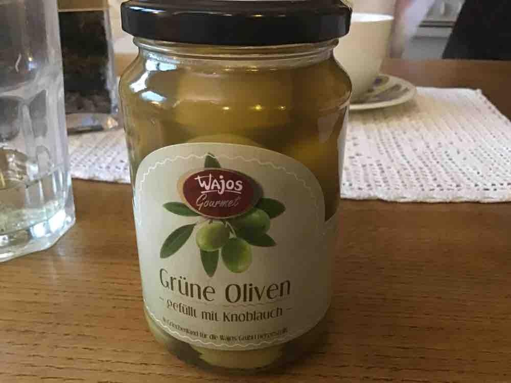 Oliven gefüllt mit Mandeln von tindl   Hochgeladen von: tindl