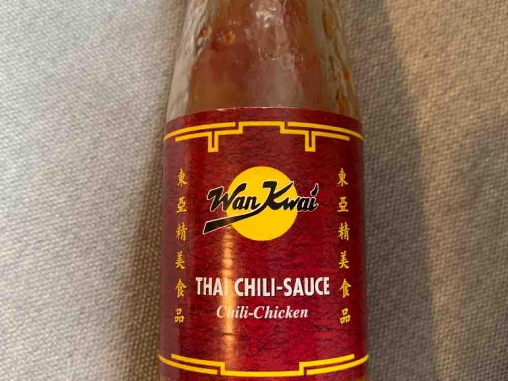 Thai Chilli - Sauce  Chilli - Chicken, fernöstlich von FrauMaunz | Hochgeladen von: FrauMaunz
