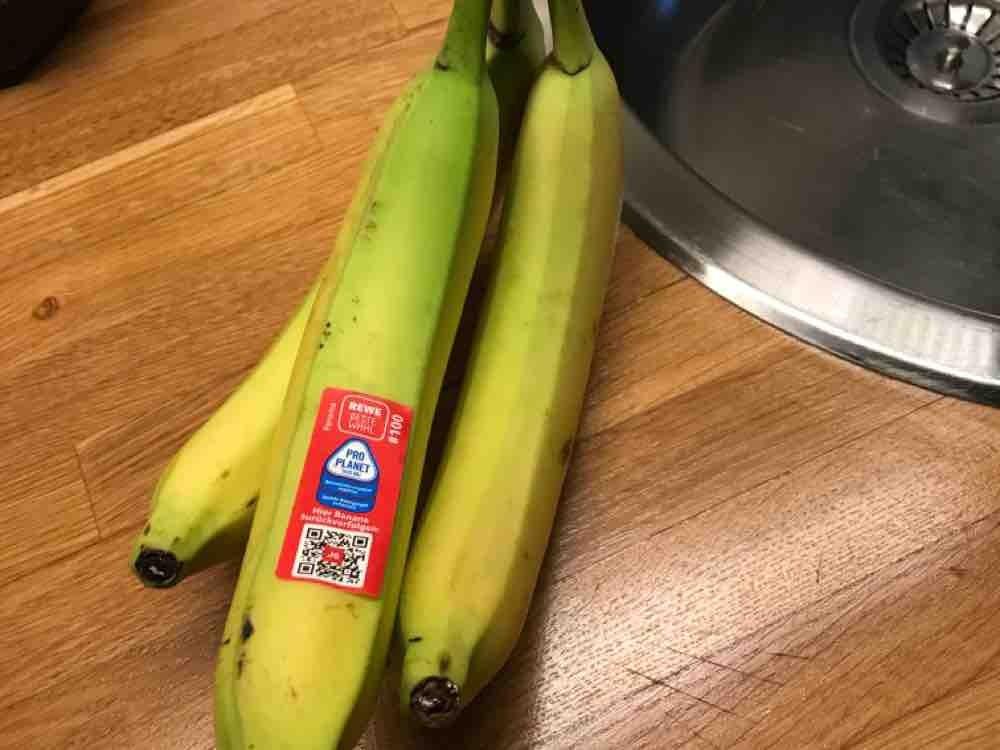 Banane, unreif/grün von Andreas911 | Hochgeladen von: Andreas911
