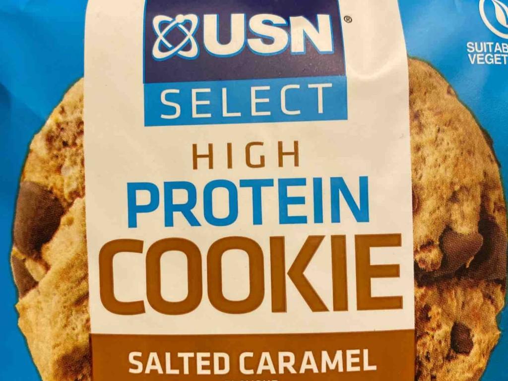 High Protein Cookie, Salted Caramel von Electrixx | Hochgeladen von: Electrixx