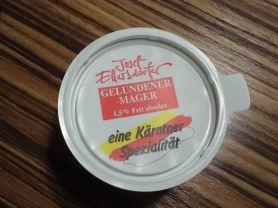 Gelundener Mager Ellersdorfer , Käse   Hochgeladen von: biancabegusch429