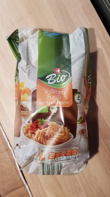 Vollkornnudeln Fusilli gekocht, Hartweizengrieß von iltis | Hochgeladen von: iltis