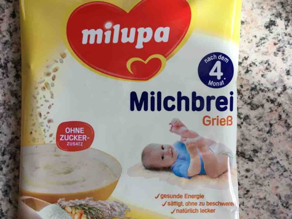 Milupa Grießbrei mit Milch von world2001 | Hochgeladen von: world2001