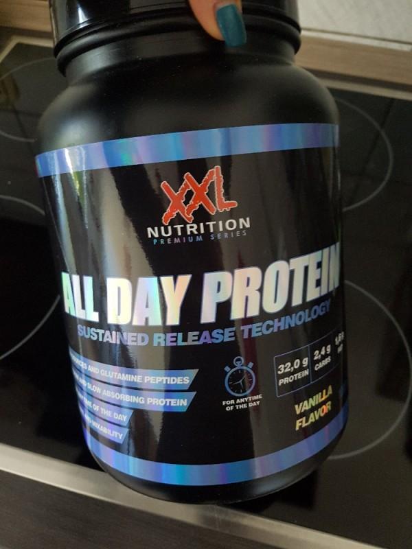 All Day Protein, Vanille von Campbell   Hochgeladen von: Campbell