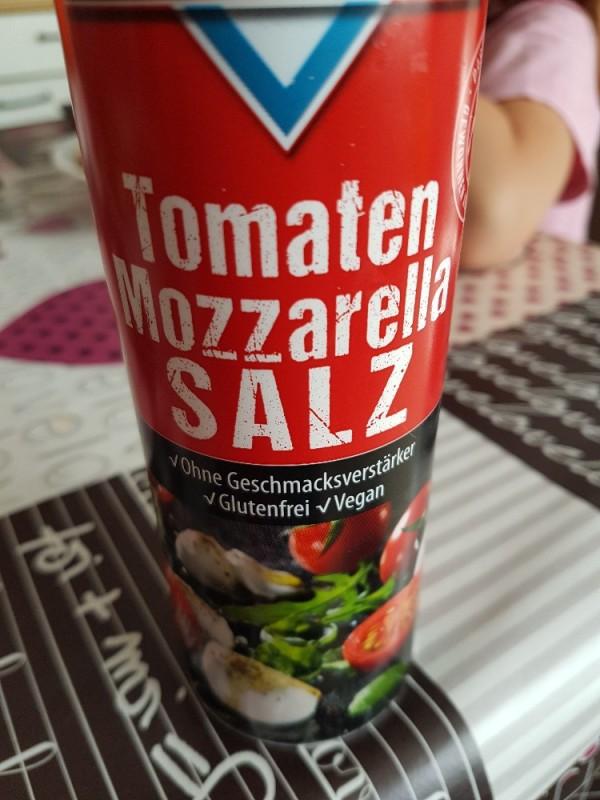 Tomaten Mozzarella Salz, mit Jod und Folsäure von SerafinaDraconis | Hochgeladen von: SerafinaDraconis
