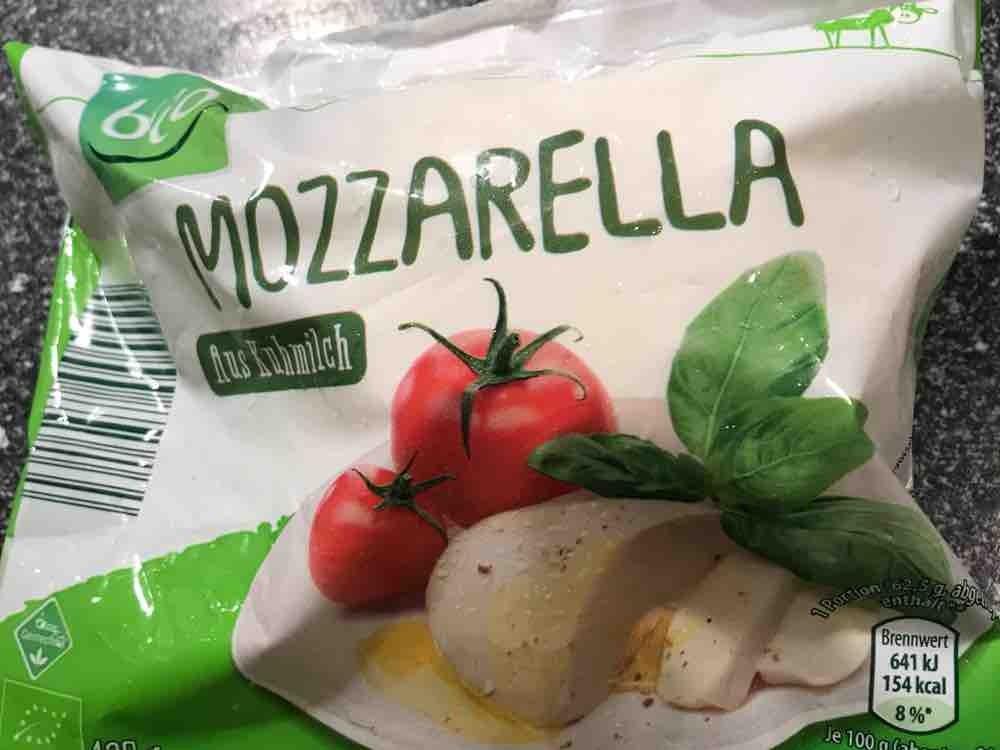 Mozzarella bio, aus Kuhmilch von Gspeedy   Hochgeladen von: Gspeedy