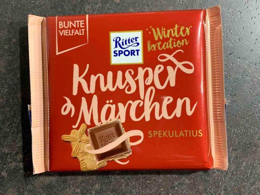 Knusper Märchen Winter Kreation, Spekulatius von marenha | Hochgeladen von: marenha