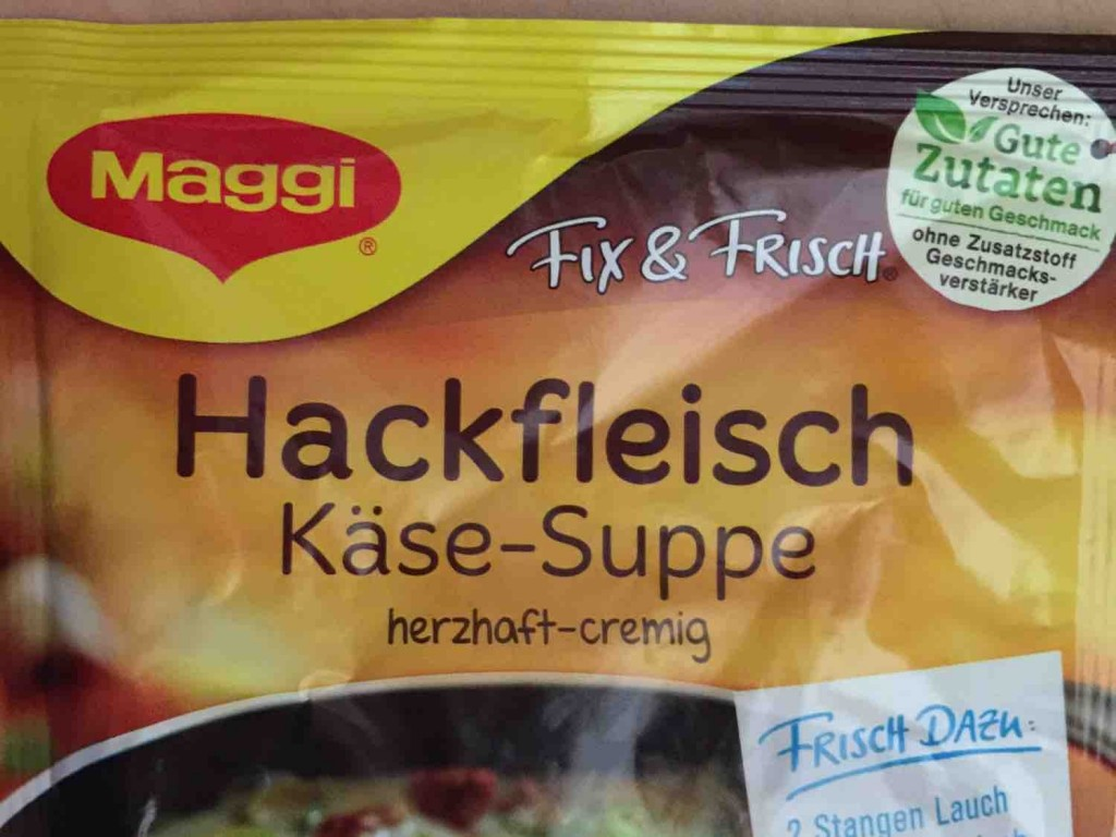 Hackfleisch Käse-Suppe  von EstherF | Hochgeladen von: EstherF