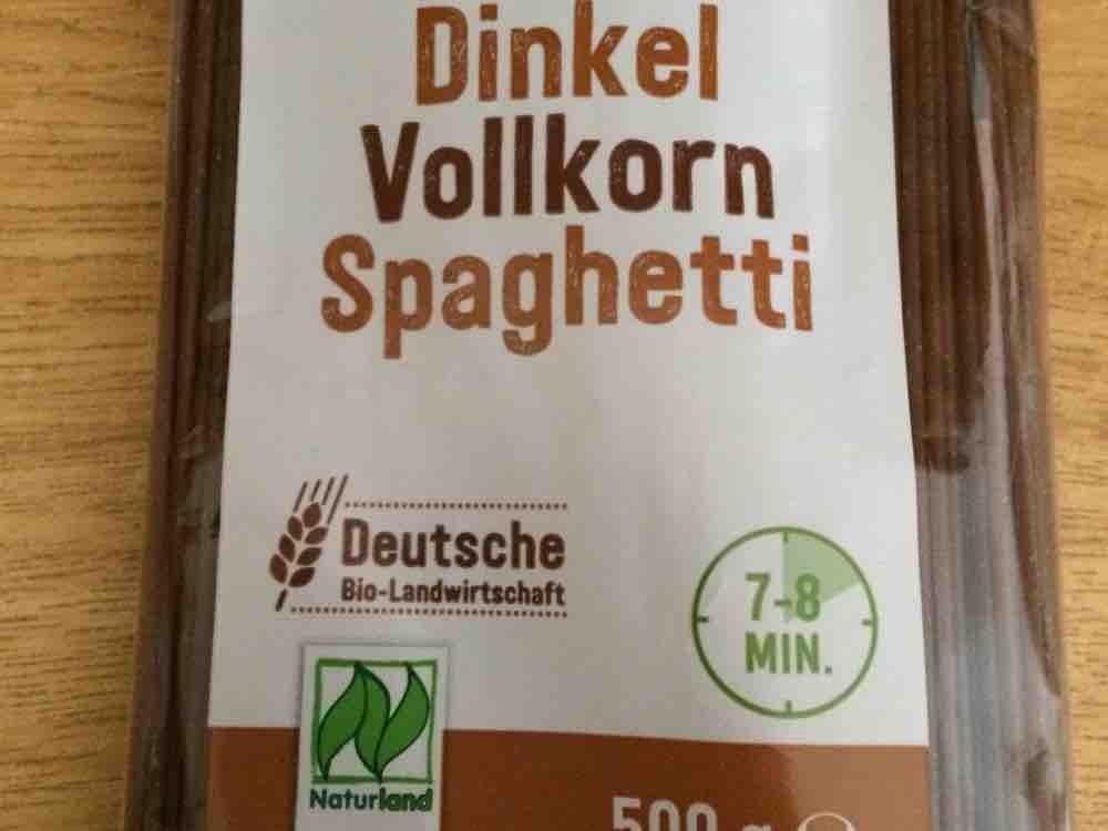 Dinkel Vollkorn Spaghetti von Reike87 | Hochgeladen von: Reike87