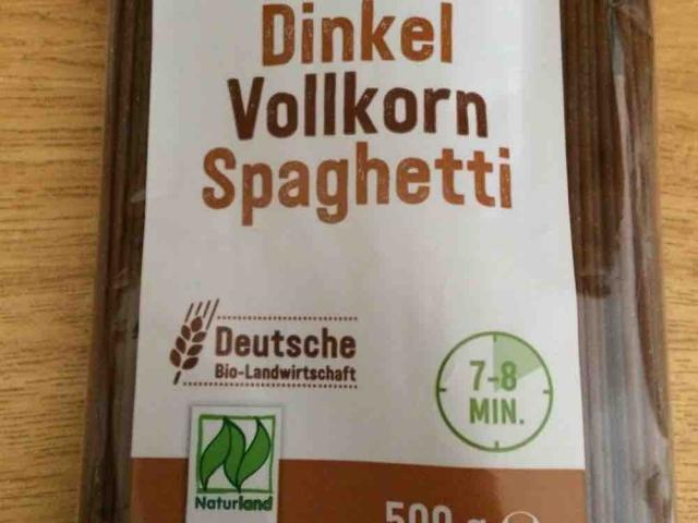 Dinkel Vollkorn Spaghetti von Reike87   Hochgeladen von: Reike87