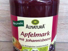 Apfelmark mit Johannisbeere, 100% Frucht | Hochgeladen von: wuschtsemmel