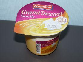 Ehrmann Grand Dessert, Vanille   Hochgeladen von: missi06