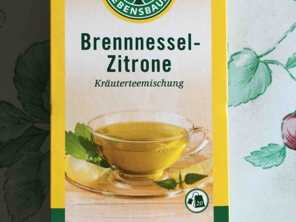 Brennessel-Zitrone-Tee, herb von kachikachi672 | Hochgeladen von: kachikachi672