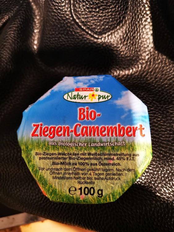 Bio-Ziegen-Camembert, mind. 45% F.i.T von lalena | Hochgeladen von: lalena