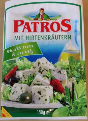 Hochland Patros mit Hirtenkräutern   Hochgeladen von: Aine