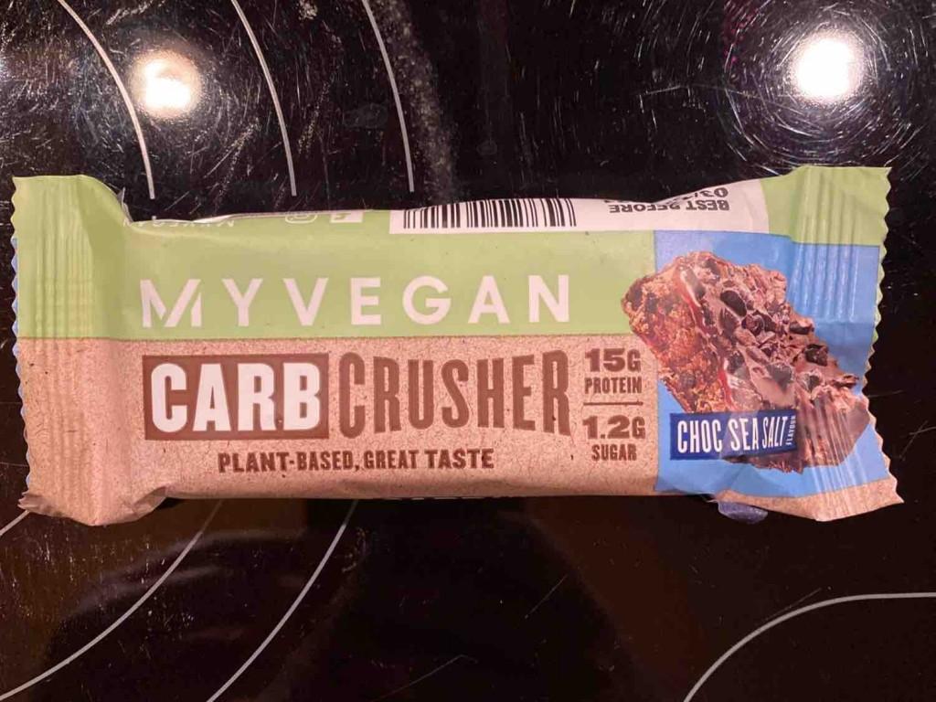 Carb Crusher Choc Sea Salt, vegan von katherb | Hochgeladen von: katherb