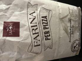 FARINA PER PIZZA typo 00   Hochgeladen von: SuHi