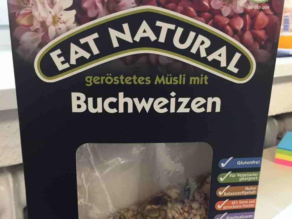 Geröstetes Müsli mit Buchweizen von saunickel   Hochgeladen von: saunickel