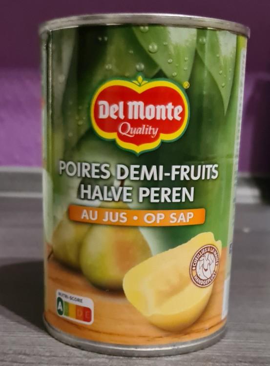 Birnen Halbe Frucht, in Saft von kiki0803 | Hochgeladen von: kiki0803