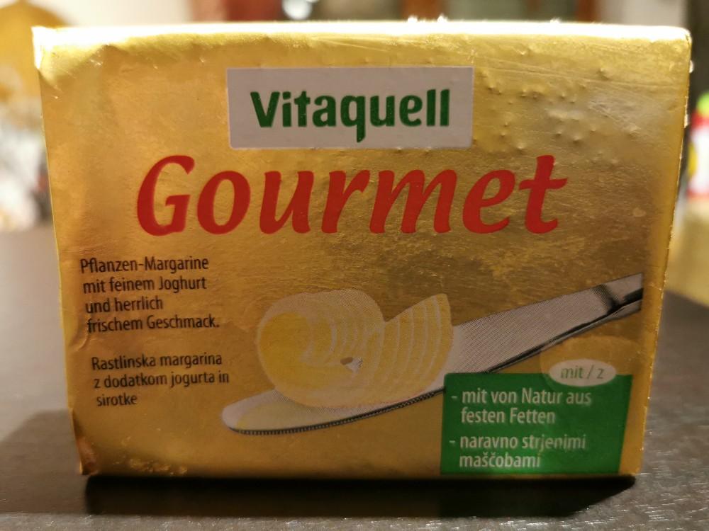 Vitaquell Gourmet, Pflanzen-Margarine mit feinem Joghurt von Paradiso77   Hochgeladen von: Paradiso77