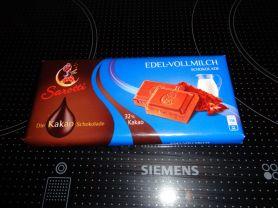 Sarotti Edel- Vollmilch 32%, Vollmilchschokolade | Hochgeladen von: reg.