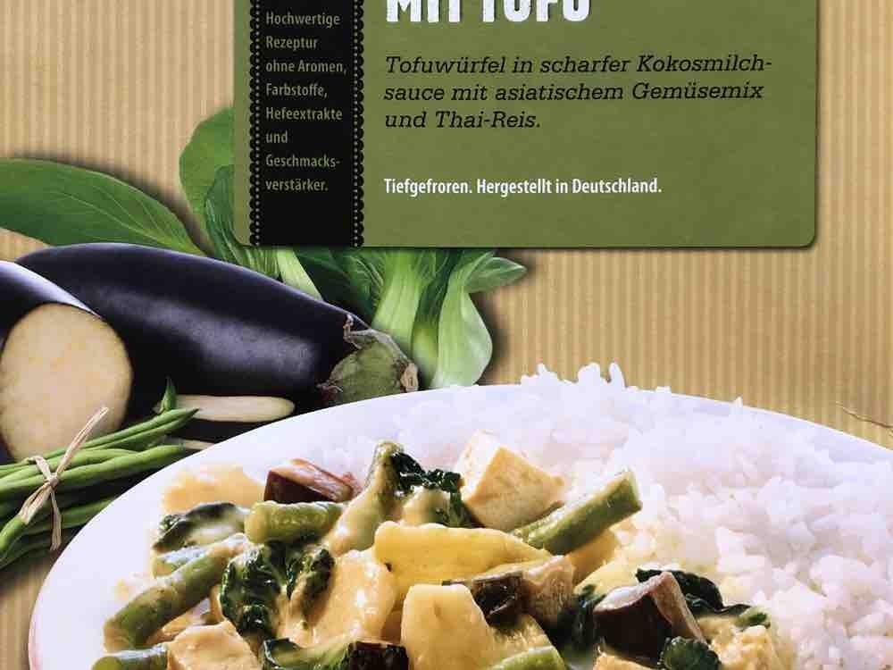 Veganes Gemüsecurry mit Tofu von hamdu09   Hochgeladen von: hamdu09
